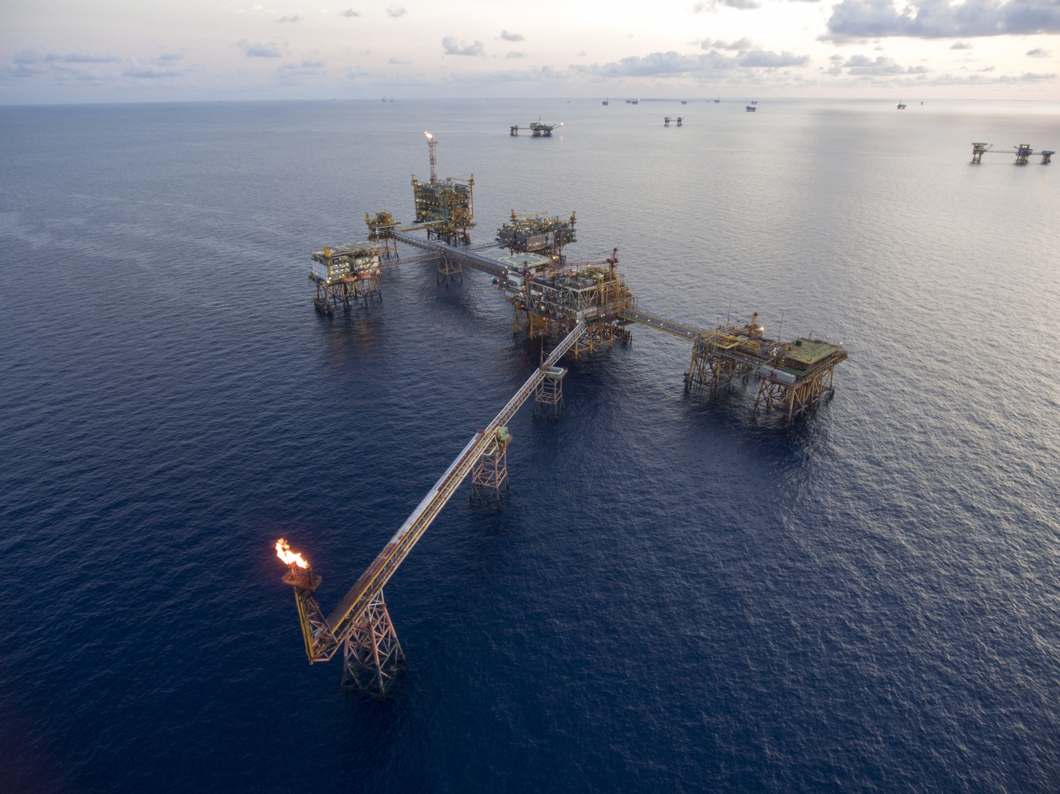 PetroVietnam posts strong first half